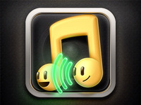 FriendRadio iOS Icon