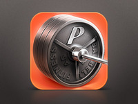 Physique iOS Icon