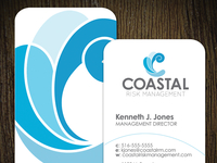 Coastal Business Card