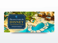 Web ad made for DVC
