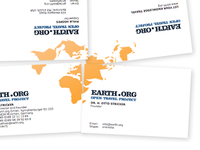 earth.org business cards