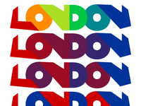 london custom type sketch