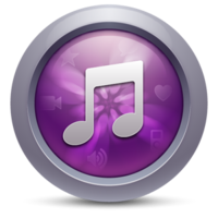 iTunes 10 Replacement Icon Rebound