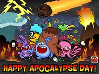 Happy Apocalypse Day