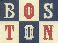 Boston Type Medley ...