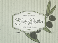 »Olive Pesto« Packaging ...