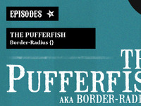 The 'Pufferfish'