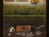 Oshawa War of 1812 Poster - Buried Treasure