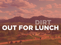 Dirt Lunch
