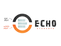 Echo Students Logo - SunHills Church