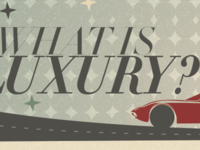 Luxury Infographic