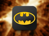 Batman Icon 2