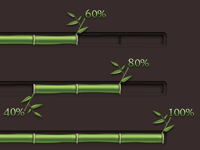 Bamboo_progress_bar
