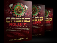 Casino Magazine Ad Flyer