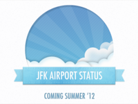 JFK Airport Status - Coming Soon