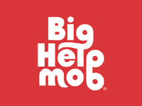 Big Help Mob Logo Experiment
