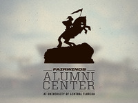 UCF Fairwinds Alumni Center (unused mark)