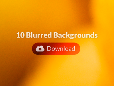 Download 10 Blurred Backgrounds
