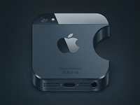 iPhone 5 icon