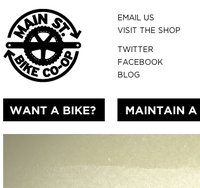 Main Street Bike Co-Op