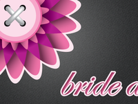 Bride as a Button