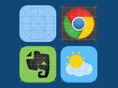 iOS7 icone