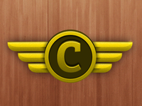 Capture App Logo - Medal