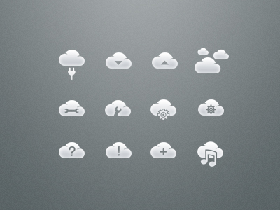 Cloud-icon-set-preview