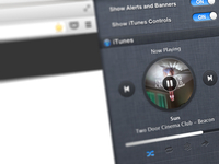 OSX iTunes Integration v2
