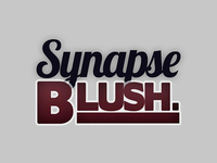 Synapse & Blush Logo  Version. 1