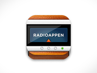 App icon for Radioappen