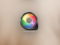 ColorSnapper New Icon