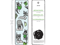 """Bookmark Doodles Contest"""