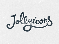 Jolly Icons Logo — version 1
