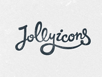 Jolly Icons Logo — version 2