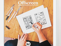 Offscreen Magazine #2 Cover