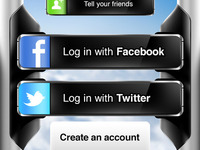 iPhone App Login
