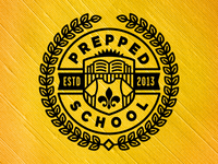 Prepped School Logo
