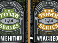 Tomb Series Barrel Aged Beers