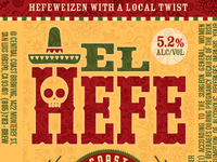 El Hefe - Central Coast Brewing Company