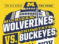 Michigan - The Game Shirt