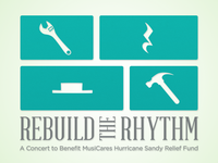 Rebuild the Rhythm - Logo