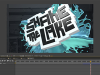 Shake The Lake Promo Video - WIP
