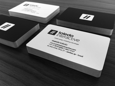 Toledo Interactive Business Card