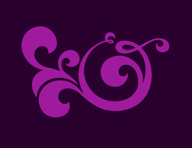 Purple_ampersand