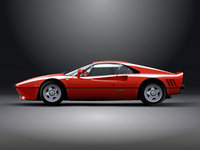 Ferrari 288 GTO (In Vectors)