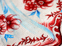 Dress Illu - detail