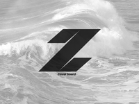 Z Travel Board logo concept