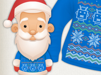 Festive Holiday Sweater Shirt emailer