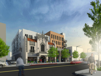 Mayfair Building Rendering (Day)
